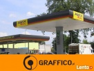 Otoki reklamowe dla stacji paliw _ GRAFFICO - 2