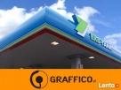 Otoki reklamowe dla stacji paliw _ GRAFFICO - 7