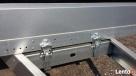Przyczepa z uchylną skrzynią, burta najazdowa BRENDERUP 2260 - 7