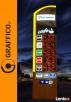 Pylony cenowe, wieże reklamowe dla stacji paliw _ GRAFFICO - 1