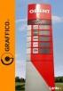 Pylony cenowe, wieże reklamowe dla stacji paliw _ GRAFFICO - 7