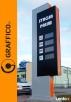 Pylony cenowe, wieże reklamowe dla stacji paliw _ GRAFFICO - 5