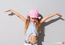 Kapelusze Broel na lato dla dzieci dziewczynka od 36-56 cm - 2