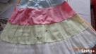 Spódniczki bawełniane kolorowe w falbanki Poznań