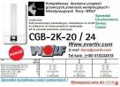 Wolf CGB-2K-24kw Piec Gazowy 2-funkcyjny kondensacyjny Kraków