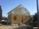 Dom szkieletowy - konstrukcja drewniana domu szkieletowego - 6