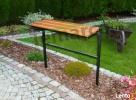 Ławka składana ławka cmentarna ławka na cmentarz Mieszkowice