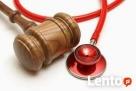 Odszkodowania za błędy medyczne/ lekarskie/ zakażenia