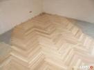 Przekładanie, uzupełnianie starego parkietu , podłogi Olsztyn
