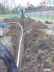 Koparka mini Odprowadzanie wody deszczowej , drenaż Kościan - 2