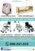 Łóżko Rehabilitacyjne WYNAJEM Sprzedaż Dostawa 24h - 2