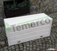 Kufer drewniany ogrodowy skrzynia szafka pod TV na buty 105x Mieszkowice