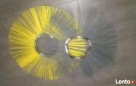 Szczotki do zamiatarek JCB 3CX 4CX druciane z tworzywa Wieliczka