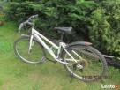 Sprzedam rower bTwin Rockrider biały Siechnice