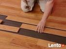 Montaż paneli podłogowych, wykładzin, listew progowych.