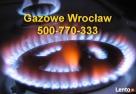 GAZ Wrocław 500770333 Piecyki gazowe junkersy Kotły C.O.