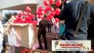 Pudło z balonami Połaniec