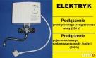 Elektryk- naprawa starych żyrandoli,montaż oświetlenia. - 6