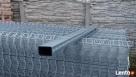 Słupki ocynkowane 60x40 do paneli zgrzewanych - 2