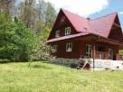 Dom drewniany z bali Kaczórki obok Zamościa - 2