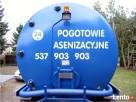 Wywóz nieczystości płynnych 24HUsługi Asenizacyjne Czosnów - 2