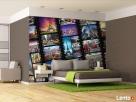Fototapety 3D Na Wymiar Do Pokoju Salonu + KLEJ GRATIS