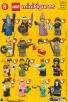LEGO MINIFIGURES - 71007 - 12 SERIA - Wyprzedaż kolekcji - 1
