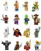 LEGO MINIFIGURES - 71008 - 13 SERIA - Wyprzedaż kolekcji - 1