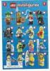 LEGO MINIFIGURES - 8684 - 2 SERIA - Wyprzedaż kolekcji - 1