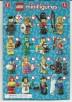LEGO MINIFIGURES - 8805 - 5 SERIA - Wyprzedaż kolekcji - 1
