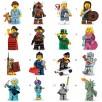 LEGO MINIFIGURES - 8827- 6 SERIA - Wyprzedaż kolekcji - 1