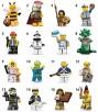 LEGO MINIFIGURES - 71001 - 10 SERIA - Wyprzedaż kolekcji - 1