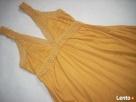 H&M sukienka długa Haft Koronka 42 44 Nowa - 4
