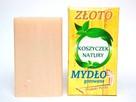 Mydło Naturalne ze złotem 100% roślinne POLECAM !!!
