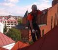 Malowanie dachów, prace na wysokości, montaż reklam, mycie - 1