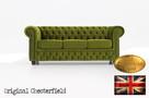 Chesterfeield sofa 3 os Brighton Fluweel z zamszu - 1