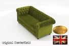 Chesterfeield sofa 3 os Brighton Fluweel z zamszu - 4