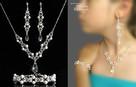 Biżuteria Ślubna Swarovski - piękny komplet - 7