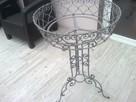 stojak  łazienkowy -antyk