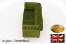 Chesterfeield sofa 3 os Brighton Fluweel z zamszu - 6