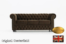 Cherstrefield sofa 3 os Fluweel - 1