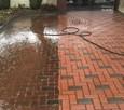Czyszczenie kostki brukowej, mycie elewacji, dachów, ogrodze - 4