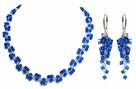 Biżuteria Ślubna Swarovski - piękny komplet - 5