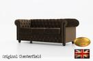 Cherstrefield sofa 3 os Fluweel - 2