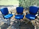 Krzesła obrotowe biurowe