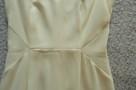 Sukienka z krótkim rękawem  écru  S   H&M - 4