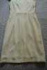 Sukienka z krótkim rękawem  écru  S   H&M - 5