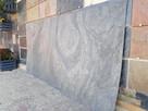 SILVER GREY XL antracytowa tapeta z łupka /fornir kamienny - 16