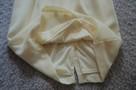 Sukienka z krótkim rękawem  écru  S   H&M - 6