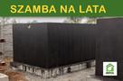 Szambo betonowe 10m3, 5 LAT GWARANCJI, PRODUCENT - 1